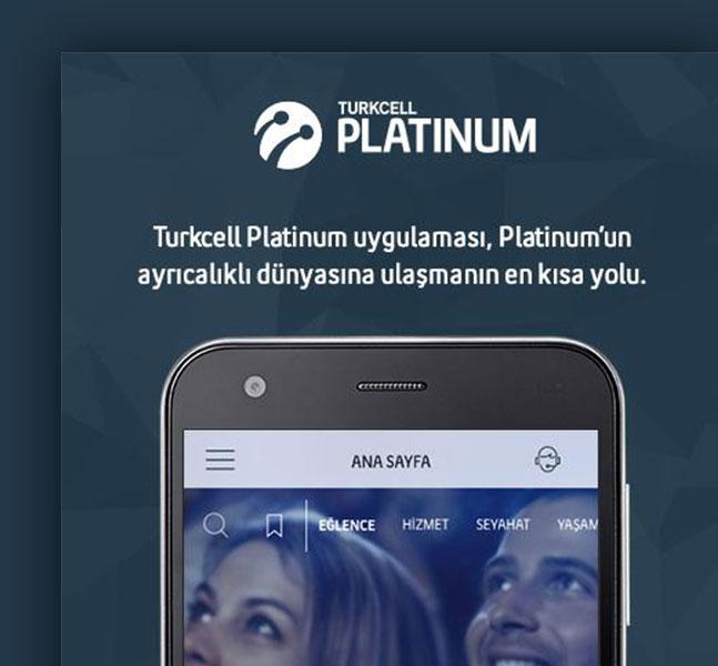 TURKCELL PLATINIUM MOBİL